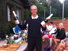 Kløvermarken tennis klub - KTK 05