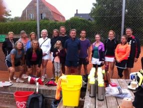 Kløvermarken tennis klub - KTK 08
