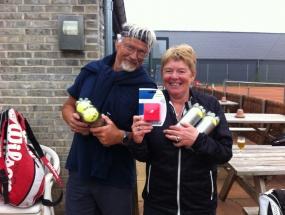 Kløvermarken tennis klub - KTK 09